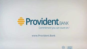 Provident Bank TV Spot, 'Commitment' - Thumbnail 10