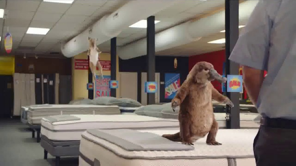 lunchables juice tv commercial mattress shopping hopping ispottv