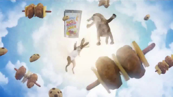 Lunchables With 100% Juice TV Spot, 'Mattress Shopping and Hopping' - Thumbnail 7