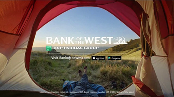 Bank of the West Mobile Banking TV Spot, 'Camping' - Thumbnail 10