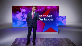 The More You Know TV Spot, 'Education' Featuring Jose Diaz-Balart - 19 commercial airings