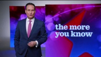 The More You Know TV Spot, 'Education' Featuring Jose Diaz-Balart - Thumbnail 7