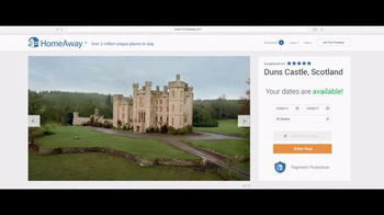 HomeAway TV Spot, 'Beauty and the Beast: Be Our Guest' - Thumbnail 10