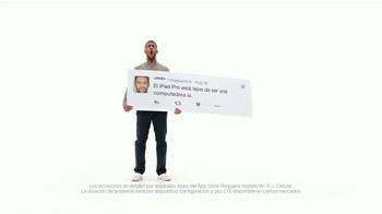 Apple iPad Pro TV Spot, 'Mejor que una computadora' [Spanish] - Thumbnail 7