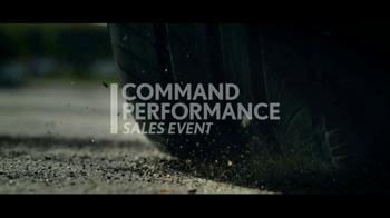 Lexus Command Performance Sales Event TV Spot, 'Thrilling Models' [T1] - Thumbnail 1
