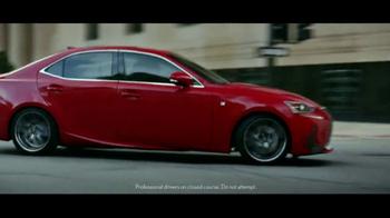 Lexus Command Performance Sales Event TV Spot, 'Thrilling Models' [T1] - Thumbnail 2
