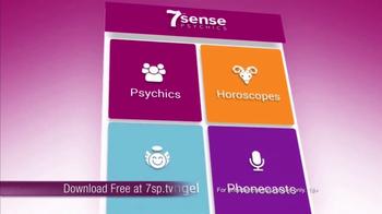 7th Sense App TV Spot, 'Horoscopes and News' - Thumbnail 2