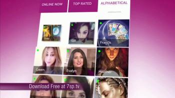 7th Sense App TV Spot, 'Horoscopes and News' - Thumbnail 6