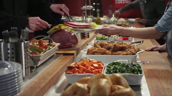 Golden Corral Weekend Fresh Fire Grill TV Spot, 'Friday-Sunday' - Thumbnail 5