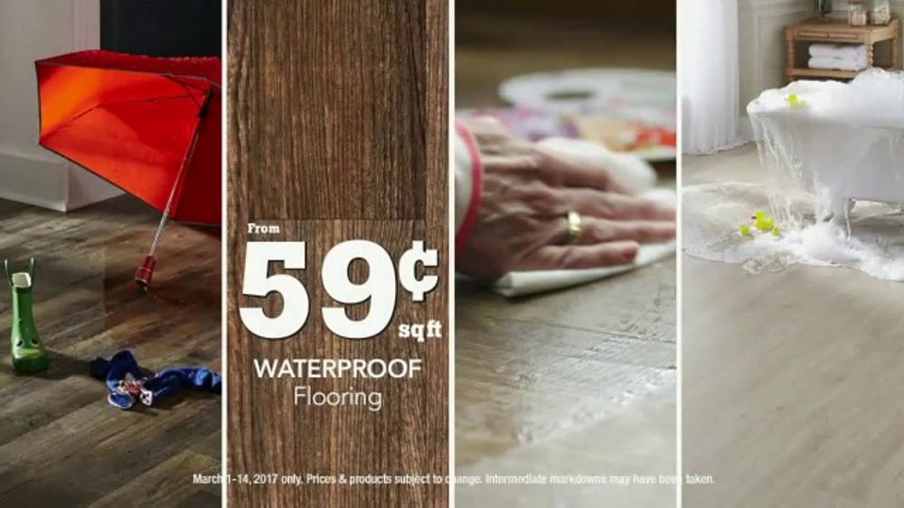 Lumber Liquidators Spring Flooring Sale Tv Commercial