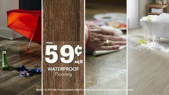 Spring Flooring Sale: Wood-Look Waterproof thumbnail