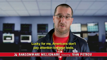 PCMatic.com TV Spot, 'Ransomware Millionaire' - Thumbnail 6