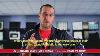 PCMatic.com TV Spot, 'Ransomware Millionaire' - Thumbnail 7