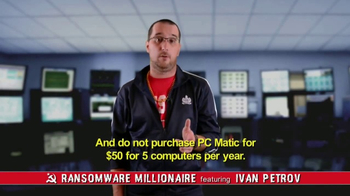 PCMatic.com TV Spot, 'Ransomware Millionaire' - Thumbnail 8