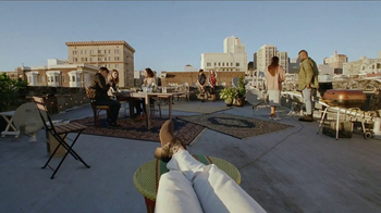 Bank of the West Mobile Banking App TV Spot, 'Rooftop' - Thumbnail 1