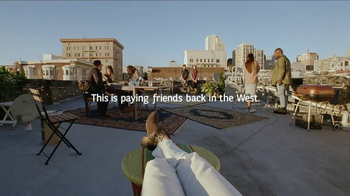 Bank of the West Mobile Banking App TV Spot, 'Rooftop' - Thumbnail 6
