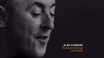 Audible.com TV Spot, 'Alan Cumming Performs From