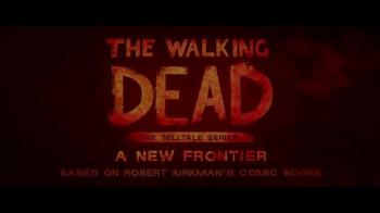 The Walking Dead: A New Frontier TV Spot, 'Retail Trailer' - Thumbnail 3