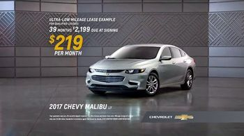 2017 Chevrolet Malibu TV Spot, 'More Awards' [T2]