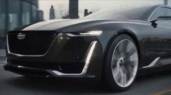 Cadillac TV Spot, 'Pedestal' [T1] - Thumbnail 1
