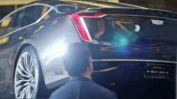 Cadillac TV Spot, 'Pedestal' - Thumbnail 4