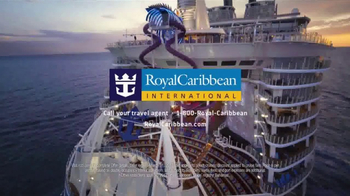 Royal Caribbean Cruise Lines TV Spot, 'Show and Tell' Song by Mapei - Thumbnail 9