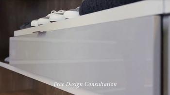 California Closets Door & Drawer Savings Event TV Spot, 'Custom System' - Thumbnail 5