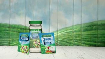 Hidden Valley Original Ranch Salad & Seasoning Mix TV Spot, 'One Skillet' - Thumbnail 6