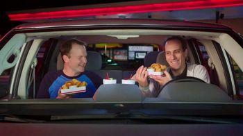 Sonic Drive-In Super Crunch Chicken Strip Dinner TV Spot, 'VIP' - 3762 commercial airings