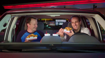 Sonic Drive-In Super Crunch Chicken Strip Dinner TV Spot, 'VIP' - 3774 commercial airings