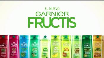 Garnier Fructis Fórmulas Superfrutas TV Spot, 'Superfruta' [Spanish] - Thumbnail 2