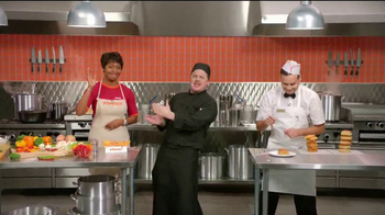 Popeyes $5 Butterfly Shrimp Tackle Box TV Spot, 'Eric's Cook-Off'