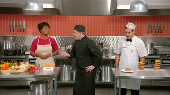 Popeyes $5 Butterfly Shrimp Tackle Box TV Spot, 'Eric's Cook-Off' - Thumbnail 2
