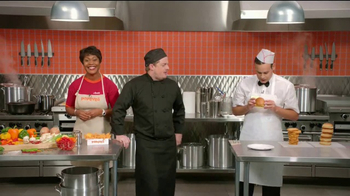 Popeyes $5 Butterfly Shrimp Tackle Box TV Spot, 'Eric's Cook-Off' - Thumbnail 6