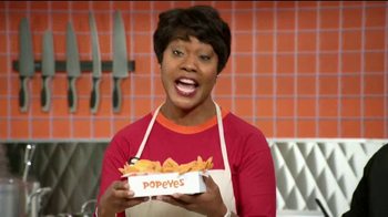Popeyes $5 Butterfly Shrimp Tackle Box TV Spot, 'Eric's Cook-Off' - Thumbnail 7