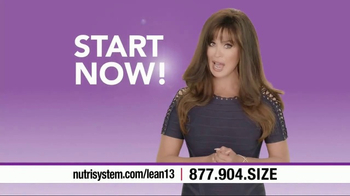 Nutrisystem Lean13 TV Spot, 'Why Should We?' Featuring Marie Osmond - 217 commercial airings
