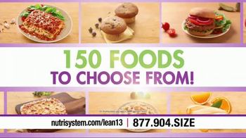Nutrisystem Lean13 TV Spot, 'Why Should We?' Featuring Marie Osmond - Thumbnail 3