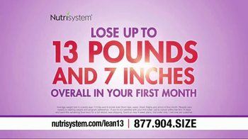 Nutrisystem Lean13 TV Spot, 'Why Should We?' Featuring Marie Osmond - Thumbnail 5