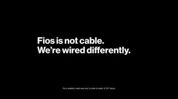 Fios by Verizon TV Spot, 'Highest in Customer Satisfaction' - Thumbnail 2