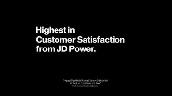 Fios by Verizon TV Spot, 'Highest in Customer Satisfaction' - Thumbnail 3