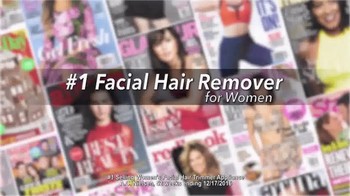 Finishing Touch Flawless TV Spot, 'Facial Hair Removal' - Thumbnail 2