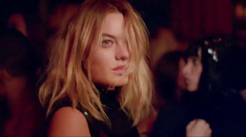 Dior Poison Girl TV Spot, 'Night' Featuring Camille Rowe, Song by Brodinski - Thumbnail 1