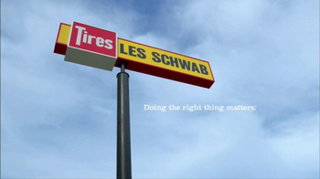 Les Schwab Tire Centers Spring Tire Sale TV Spot, 'Thanks' - Thumbnail 7