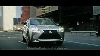 Lexus Command Performance Sales Event TV Spot, 'Most Elevated' [T1] - Thumbnail 4