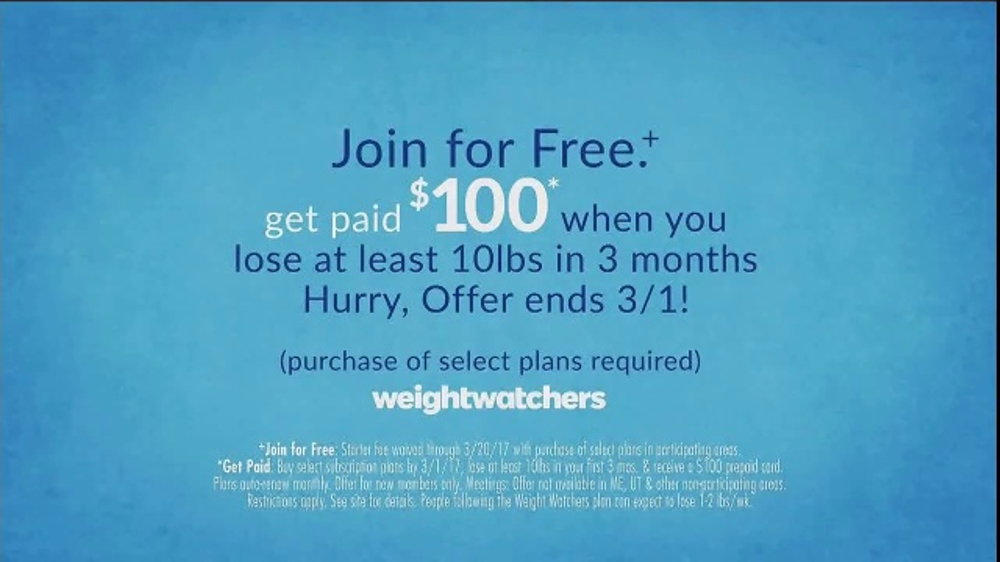 Weight Watchers TV Commercial, 'Everything You Love' Featuring Oprah Winfrey