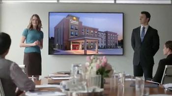 Choice Hotels TV Spot, 'Badda Book, Badda Bloom' - Thumbnail 1
