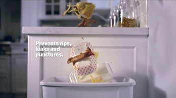 Glad ForceFlex TV Spot, 'Keep Your Dinner Secrets in the Bag' - Thumbnail 3