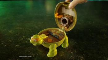 Teenage Mutant Ninja Turtles Micro Mutants TV Spot, 'Mikey Pet Playset' - Thumbnail 3