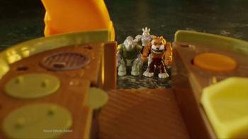 Teenage Mutant Ninja Turtles Micro Mutants TV Spot, 'Mikey Pet Playset' - Thumbnail 5