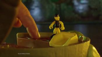 Teenage Mutant Ninja Turtles Micro Mutants TV Spot, 'Mikey Pet Playset' - Thumbnail 6